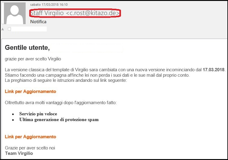 phishing virgilio 2modificato